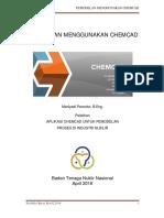 Pengenalan Software Chemcad
