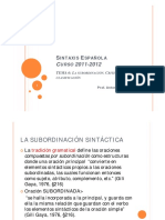 SINTAXIS 6