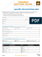 Tg06-48 Written Fall Protect Plan-PDF-En