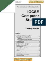 O Level Computer Notes