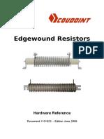 Coudoint Edgewound Resistors