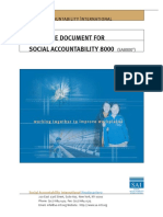 Guidance Document for Social Accountability