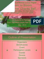 IWCZ Charity Ball 2010MAY