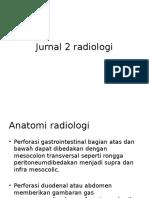 Jurnal 2 radiologi