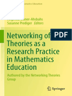(Advances in Mathematics Education) Angelika Bikner-Ahsbahs, Susanne Prediger (Eds.)-Networking of Theories as a Research Practice in Mathematics Education-Springer International Publishing (2014)