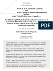 George Arthur, and Community Advisory Board for Bilingual Education of Buffalo, Plaintiffs-Intervenors-Appellees v. Ewald P. Nyquist, Individually and as Commissioner of Education of the State of New York, James D. Griffin, Mayor of the City of Buffalo, 712 F.2d 809, 2d Cir. (1983)