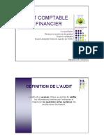 Audit-Comptable-Et-Financier de Youssef BRIK