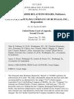 National Labor Relations Board v. Coca Cola Bottling Company of Buffalo, Inc., 811 F.2d 82, 2d Cir. (1987)