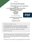 Albert Tulloch v. Thomas A. Coughlin Iii, Corrections Commissioner Walter R. Kelly, Superintendent, Attica Correctional Facility Joseph Kihl and M. Cunningham, Corrections Sergeant, Defendants, 50 F.3d 114, 2d Cir. (1995)