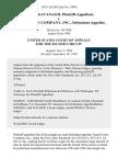 David Kavanagh v. Grand Union Company, Inc., 192 F.3d 269, 2d Cir. (1999)