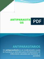ANTIPARASITARIOS