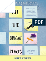 All the Bright Places Chapter Sampler (Paperback)