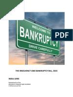 Bankruptcy Bill 2015