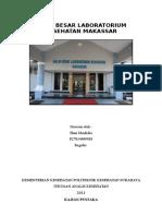 Balai Besar Laboratorium Kesehatan Makassar