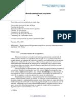 Http Nuevoderechounlp.com Argentina Constitucional