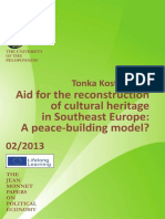 Aid for the reconstructio of cultural heritage in Southeast Europe.pdf