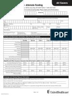 All Savers - EE Enrollment Form