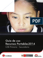 Manual Portables Primaria Secundaria
