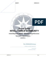 Intelligence Community and UFO