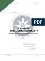 Intelligence Community and UFO