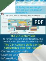 Lesson 2 21st Century