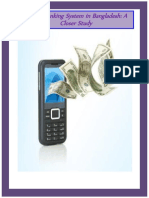 89975038 Mobile Banking System in Bangladesh a Closer Study