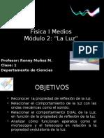 Clase 1 Fisica Iº La Luz.pptx