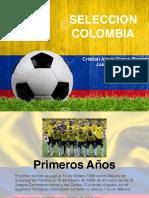 Historia de La Seleccion Colombia