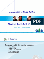 238852331 01 Introduction to Nokia NetAct