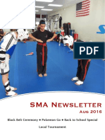 Aug '16 Newsletter