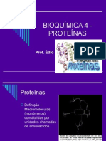 Biologia PPT - Proteinas