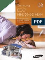 Eco Heizsystem Prospekt 2016