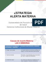 ESTRATEGIA ALARMA MATERNA 5-10-2015.pptx