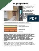 external insulation  pv panels information sheet