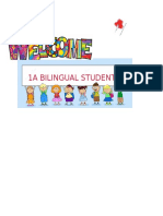 WELCOME 1A BILINGUAL STUDENTS.docx