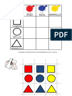 Cuadro Doble Entrada Colores