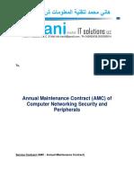 Amc Contract Hani It