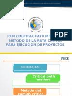 IO ECAC IC  CPM Critical Path Method.ppsx