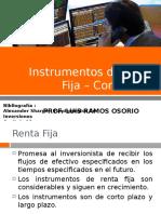 Instrumentos de Renta Fija - Corto Plazo