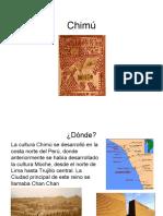 Historia del vestuario 5 Chimú y Chancay