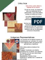 historia del vestuario 7 Inca y Aymara