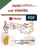 Libro de Instrumentos de Viento