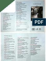 Ceclavín - Programa Agosto 2016