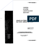 NSA Report on USS Liberty Attack 1980
