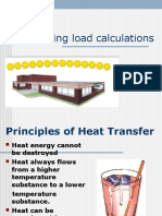 HVAC- Cooling Load Manually