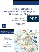 HIV and Infrastructure:Mitigating HIV Risks Beyond Construction Phase