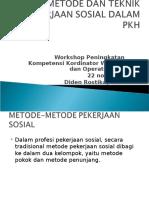 Metode Peksos Dalam Pkh