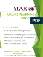 Airline Planning Process