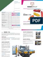 Depliant RIDER 176 ESP Web