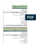 Free Digital Strategy Planner and ROI Calculator